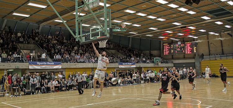 Rundsporthalle Basketball Akademie Ludwigsburg