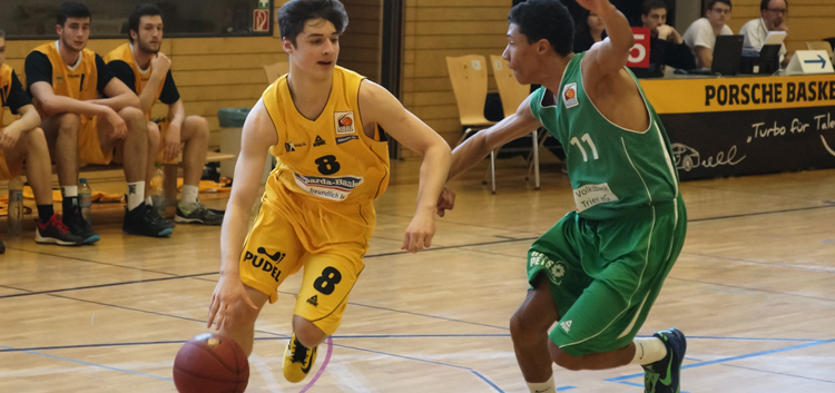 NBBL vs. TBB Juniors Trier