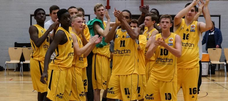 jbbl team zuhause gegen ulm erfolgreich basketball akademie ludwigsburg. Black Bedroom Furniture Sets. Home Design Ideas