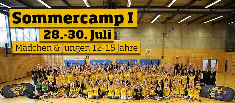 Sommercamp I 2016