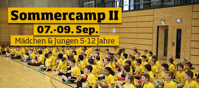 Sommercamp II 2016