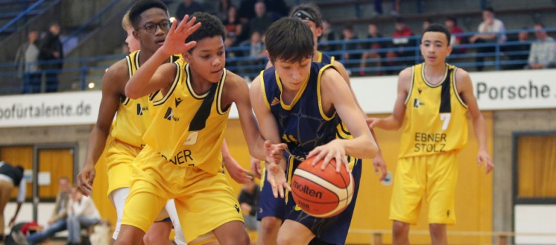 Basketball BBA Ludwigsburg vs. Alba Berlin