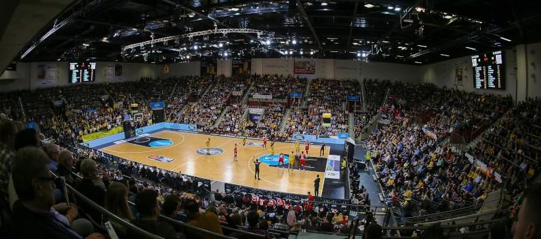 Basketball MHP Riesen Ludwigsburg vs. Bayern München