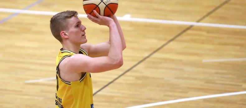 Basketball NBBL, Porsche BBA Ludwigsburg vs. TenneT young heroes