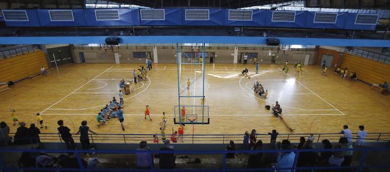 Basketball 14. Grundschulcup