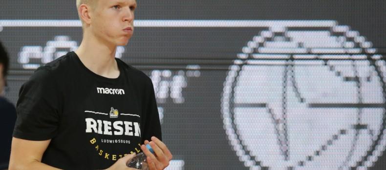 Basketball Finalturnier Viertelfinale Spiel 2 Ludwigsburg vs. München